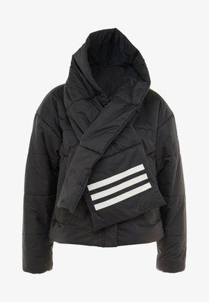 BIG BAFFLE WINTER JACKET - Zimní bunda - black