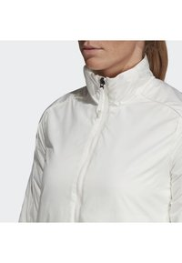 adidas Performance - TERREX LIGHT INSULATED - Winter jacket - white - 5