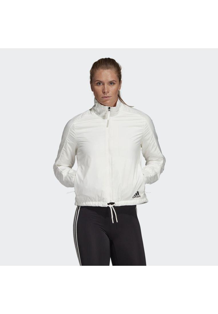 adidas Performance - TERREX LIGHT INSULATED - Winter jacket - white