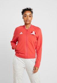 adidas Performance - CITY JACKET - Training jacket - red - 0