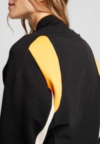 adidas Performance - CITY JACKET - Veste de survêtement - black/linen - 3
