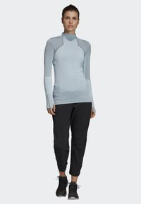 adidas Performance - TERREX PRIMEKNIT BASELAYER - Long sleeved top - blue - 1