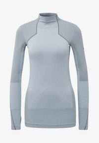 adidas Performance - TERREX PRIMEKNIT BASELAYER - Long sleeved top - blue - 7
