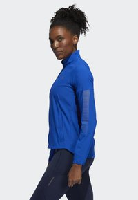 adidas Performance - RISE UP N RUN JACKET - Veste de running - blue - 3