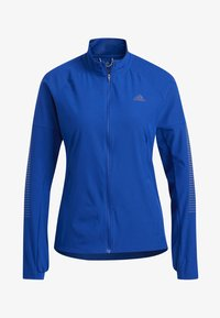 adidas Performance - RISE UP N RUN JACKET - Veste de running - blue - 6