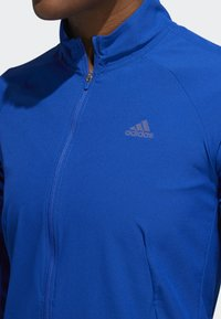 adidas Performance - RISE UP N RUN JACKET - Veste de running - blue - 4