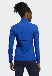 adidas Performance - RISE UP N RUN JACKET - Veste de running - blue - 2