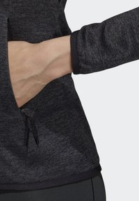 adidas Performance - FREELIFT TECH WARM HOODIE - Trainingsvest - grey - 4