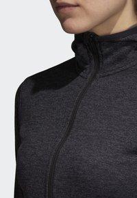 adidas Performance - FREELIFT TECH WARM HOODIE - Trainingsvest - grey - 3
