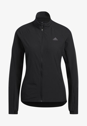 RISE UP N RUN JACKET - Løperjakke - black