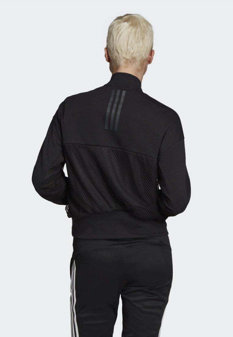 Adidas Performance Id Bomber Jacket - Trainingsvest Black 8dEebOm5