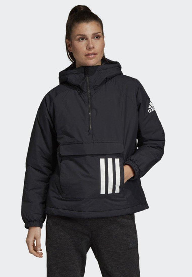 adidas Performance - INSULATED ANORAK - Windbreaker - black