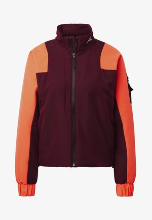 BACK-TO-SPORT LINED INSULATION JACKET - Sports jacket - red