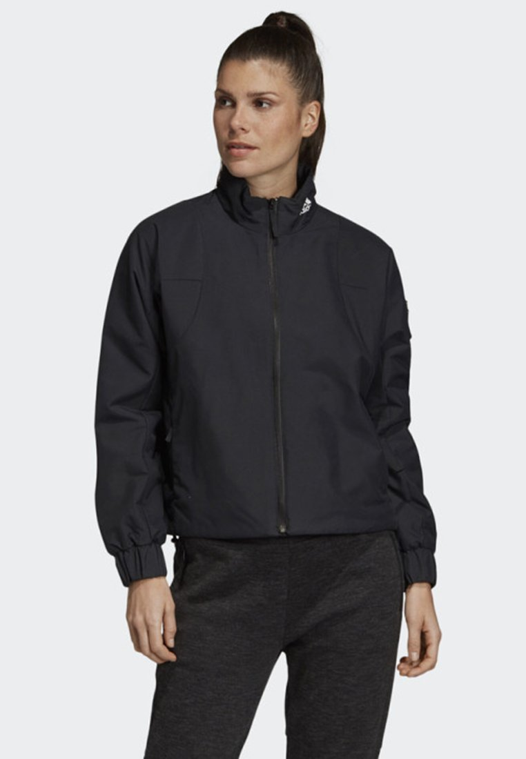 adidas Performance - BACK-TO-SPORT LINED INSULATION JACKET - Löparjacka - black