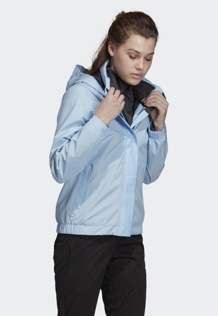 adidas Performance AX ENTRY JACKET - Winterjacke blue