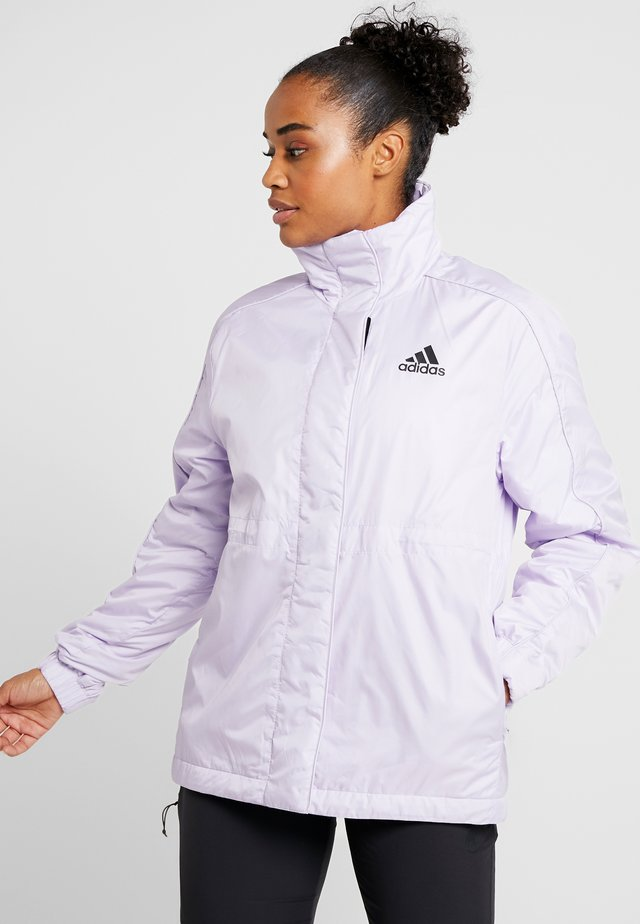 INSULATED OUTDOOR FILLED THIN JACKET - Chaqueta de invierno - purple