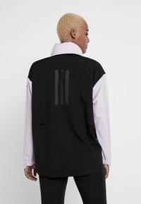 adidas Performance - URBAN RAIN.RDY  - Impermeable - lilac/black - 3
