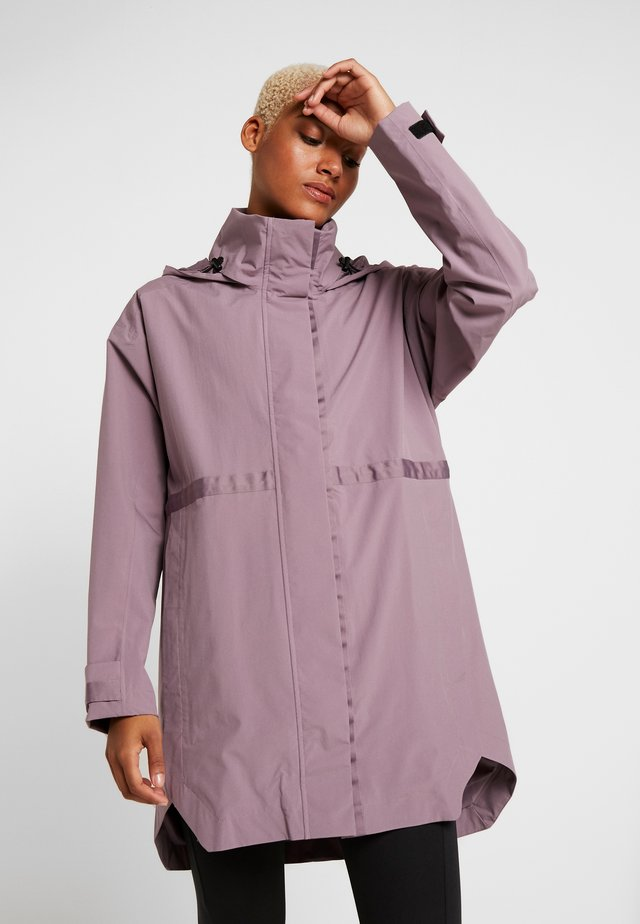 URBAN RAIN - Parka - legend purple