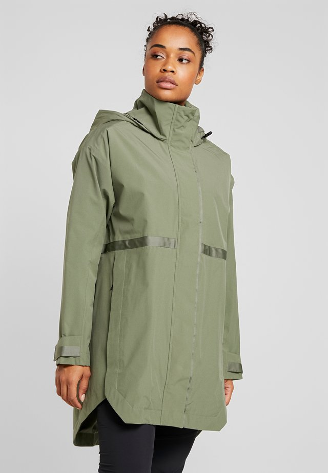 URBAN RAIN - Parka - legend green