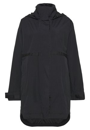 URBAN RAIN - Parka - black
