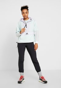 adidas Performance - CROPPED WIND.RDY  - Veste coupe-vent - mint - 1