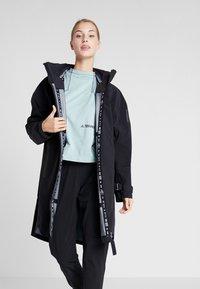 adidas Performance - MYSHELTER RAIN.RDY  - Waterproof jacket - black - 0