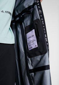 adidas Performance - MYSHELTER RAIN.RDY  - Waterproof jacket - black - 11
