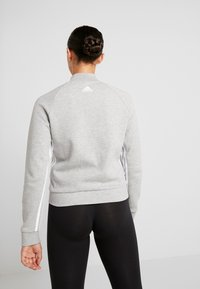 adidas Performance - Trainingsvest - medium grey heather/white - 2