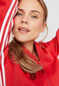 adidas Performance - MUST HAVE ATHLETICS TRACKSUIT JACKET - Training jacket - glored/white - 3