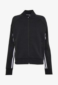 adidas Performance - MUST HAVE ATHLETICS TRACKSUIT JACKET - Training jacket - black/white - 3