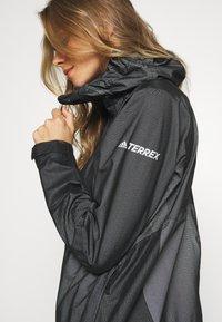 adidas Performance - Hardshell jacket - black - 4