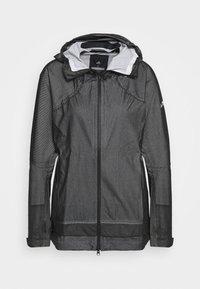 adidas Performance - Hardshell jacket - black - 5