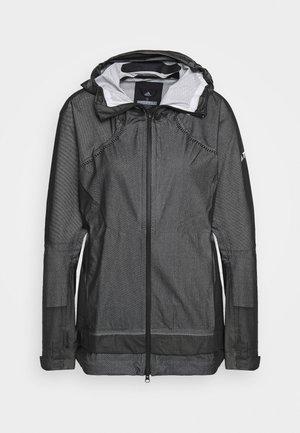 Hardshellová bunda - black
