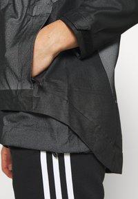 adidas Performance - Hardshell jacket - black - 6