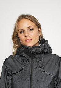 adidas Performance - Hardshell jacket - black - 3