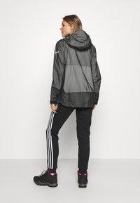adidas Performance - Hardshell jacket - black - 2