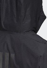 adidas Performance - URBAN INSULATED RAIN JACKET - Sports jacket - black - 6