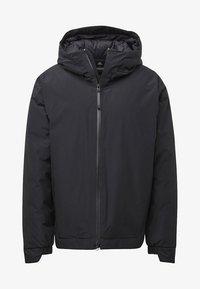 adidas Performance - URBAN INSULATED RAIN JACKET - Sports jacket - black - 7