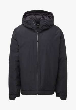 URBAN INSULATED RAIN JACKET - Juoksutakki - black