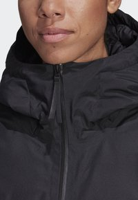 adidas Performance - URBAN INSULATED RAIN JACKET - Sports jacket - black - 5