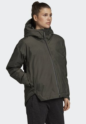 URBAN INSULATED RAIN JACKET - Outdoorjakke - green