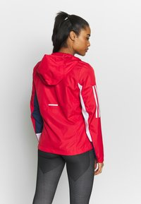 adidas Performance - OWN THE RUN - Giacca sportiva - red - 2