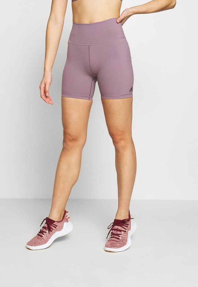SHORT - Medias - purple