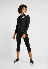 adidas Performance - RUN IT JACKET - Chaqueta de deporte - black