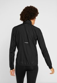 adidas Performance - RUN IT JACKET - Chaqueta de deporte - black - 2