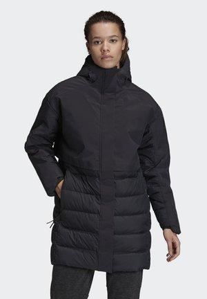 MYSHELTER CLIMAHEAT PARKA - Down coat - black