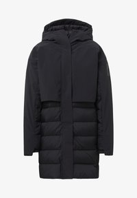 adidas Performance - MYSHELTER CLIMAHEAT PARKA - Down coat - black - 6