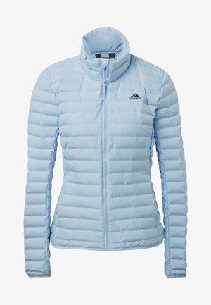 VARILITE JACKET - Down jacket - blue