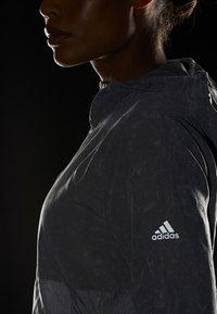 adidas Performance - OWN THE RUN - Sports jacket - grey three - 7