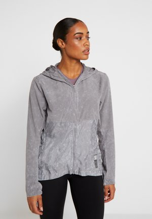 OWN THE RUN - Sports jacket - grey three